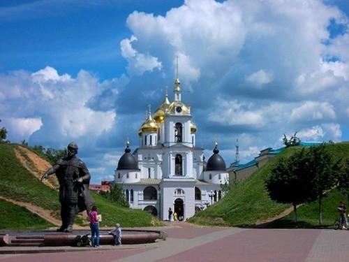 Успенский собор Дмитров